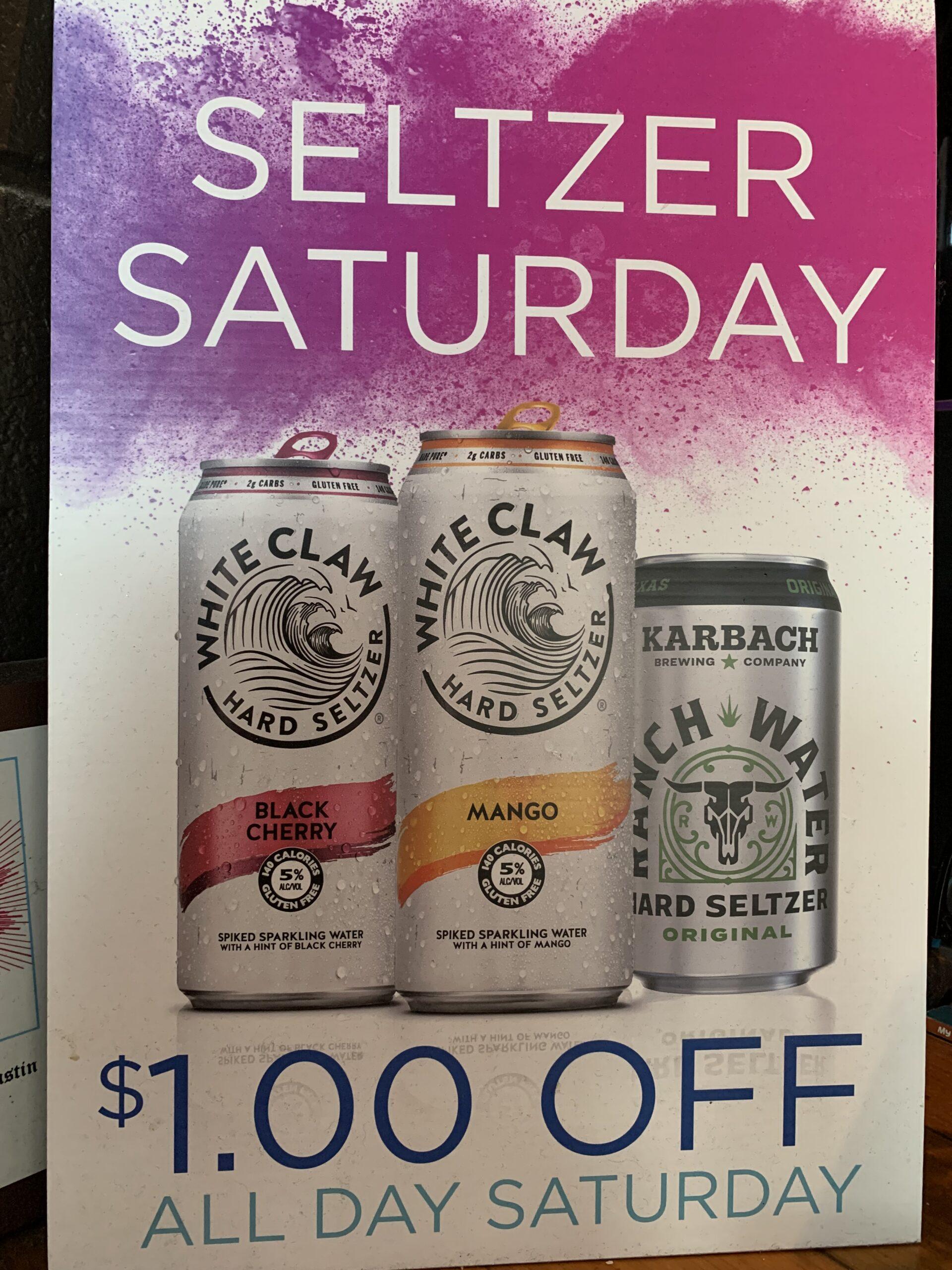 Seltzer Saturday